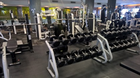 Radisson Blu Sandton Gym