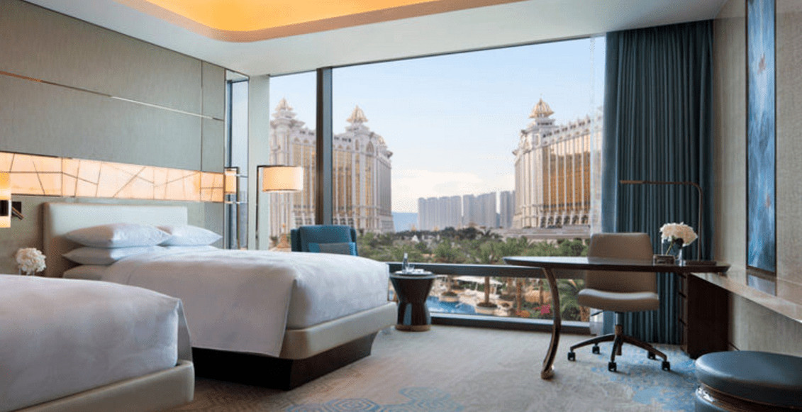 JW Marriott Macau Room