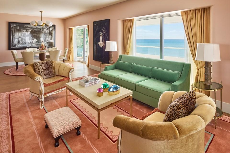 Faena Hotel Miami Beach Imperial Suite