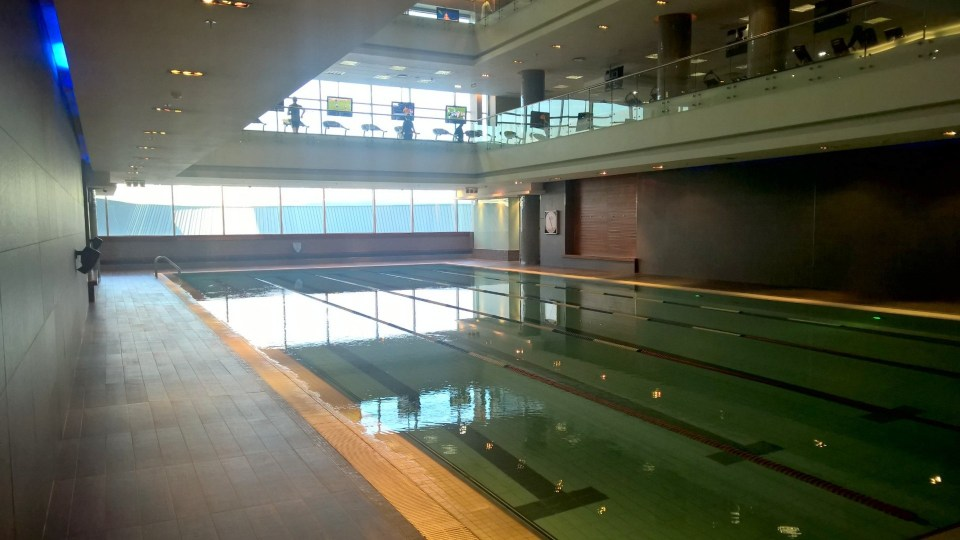 Radisson Blu Sandton Indoor Pool
