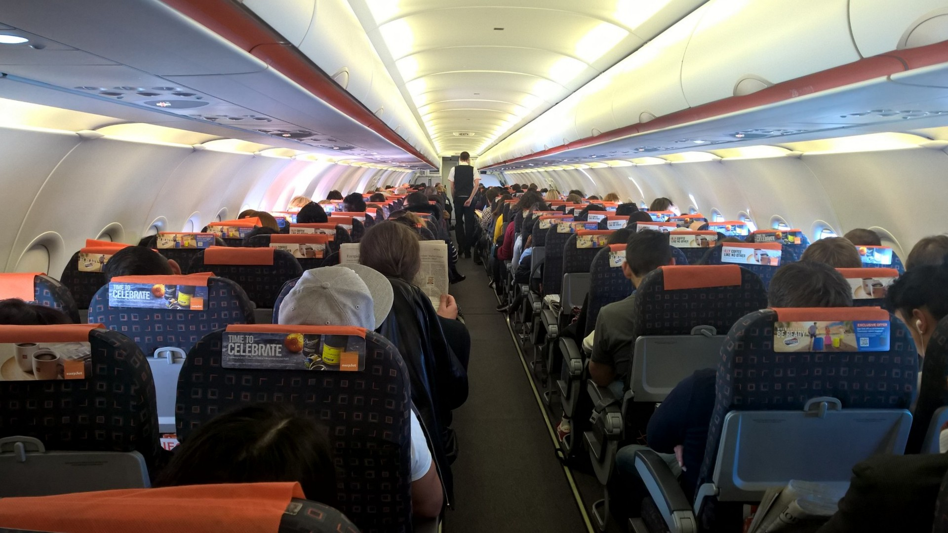 EasyJet Seating