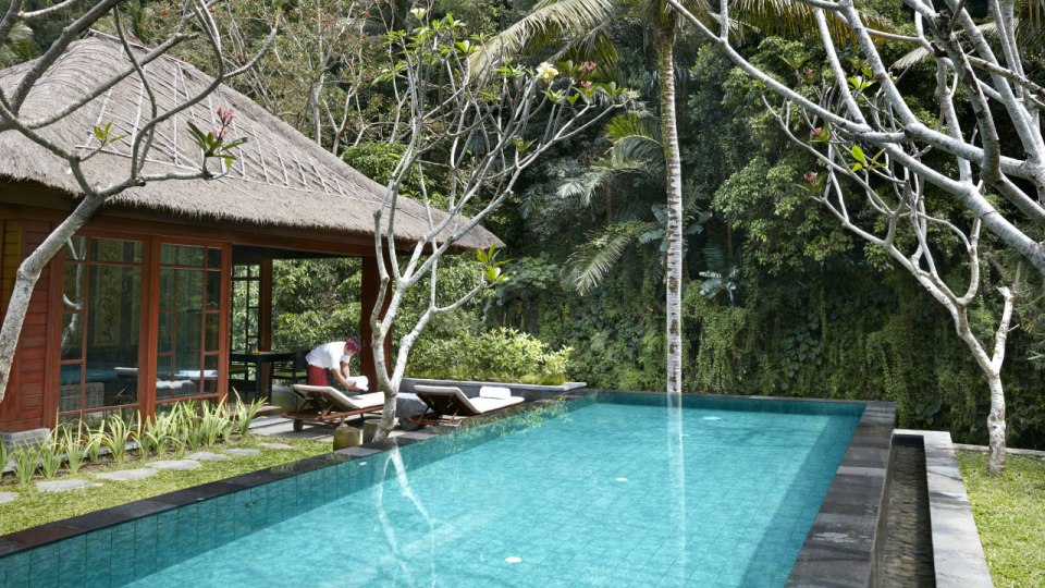 Mandapa Ritz-Carlton One Bedroom River Front Villa