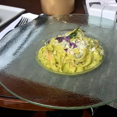 Gran Melia Fenix Madrid Lunch