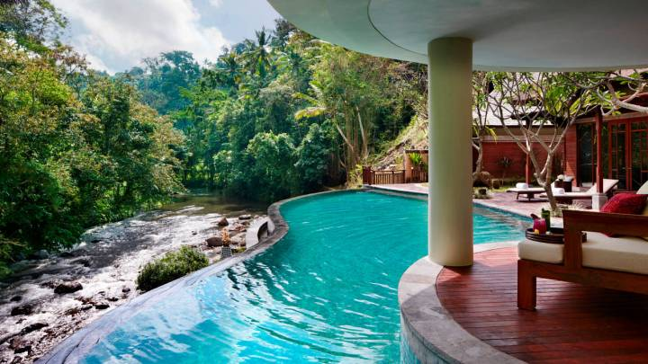 Mandapa Ritz-Carlton Reserve Two Bedroom Pool Villa