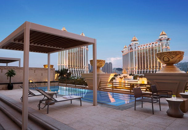 JW Marriott Macau Retreat Pool Suite