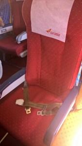 Air India Economy Class