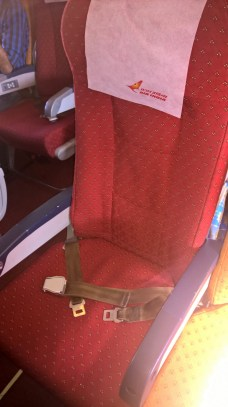 Air India Economy Class