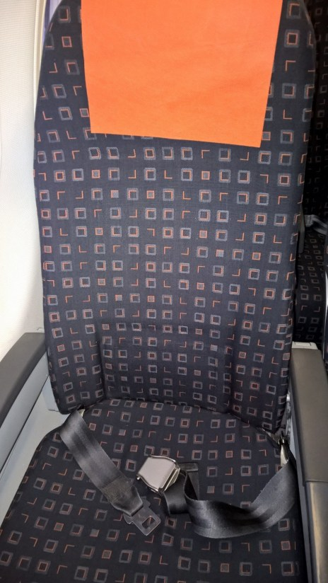 EasyJet Seat