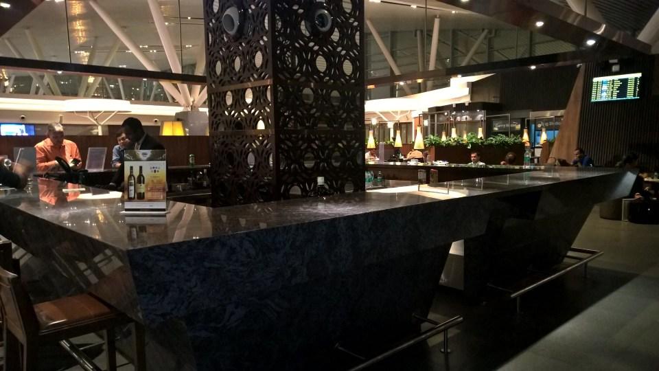 Plaza Premium Lounge Bengaluru Bar