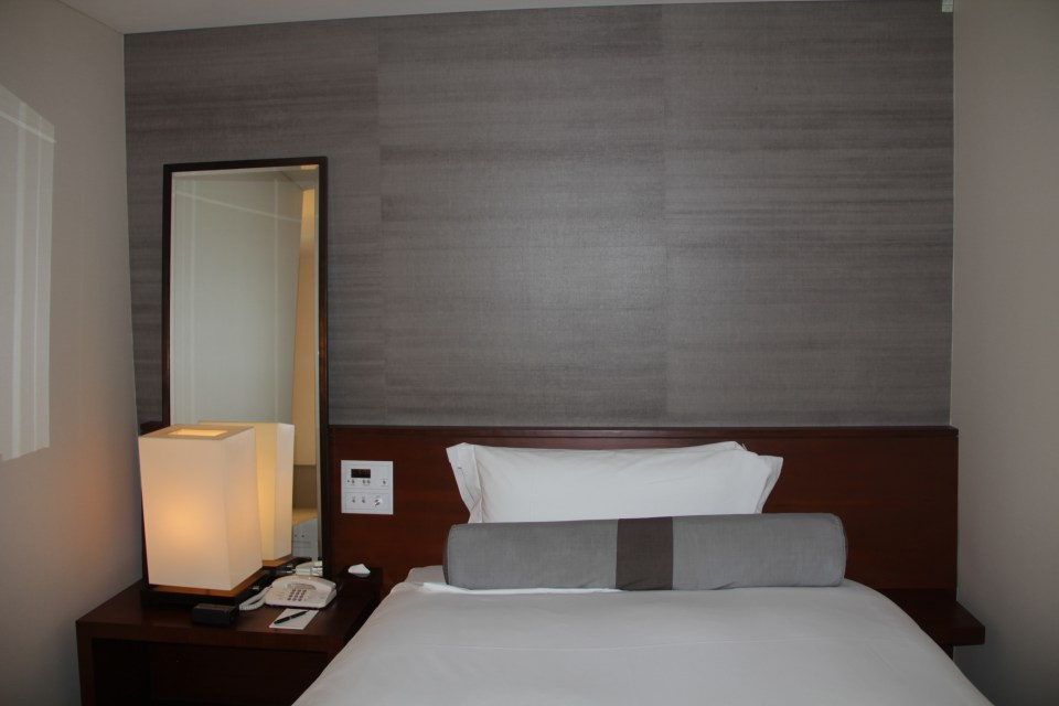 Bed InterContinental The Strings Tokyo