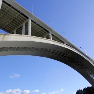 Ponte Dom Luís I. Porto, Portugal