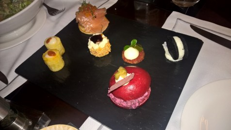 Hotel Majestic Barcelona Dinner