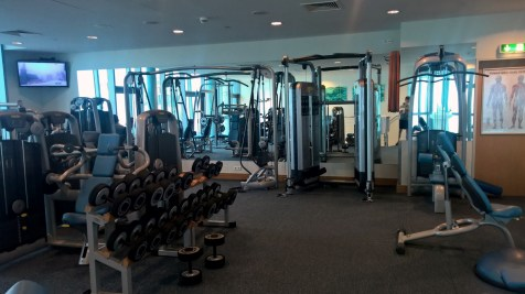 InterContinental Warsaw Gym