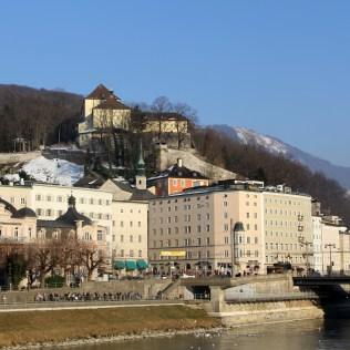 Salzburg historic city