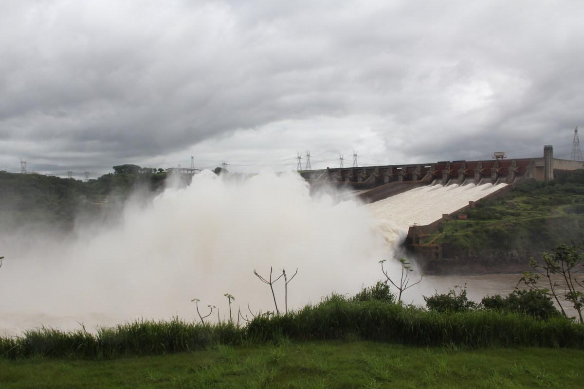 Itaipu Power Plant