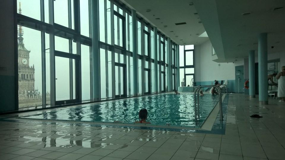 InterContinental Warsaw Pool