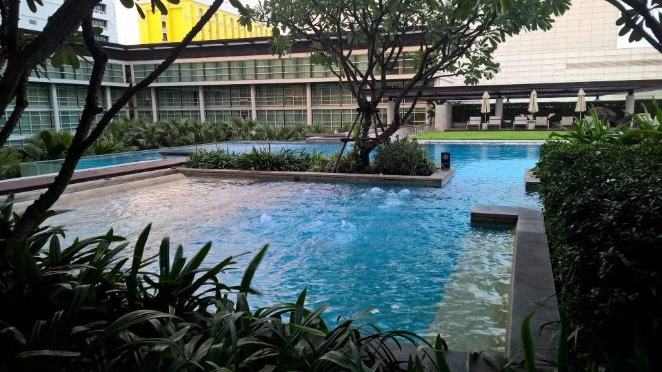 Pullman Bangkok King Power Pool