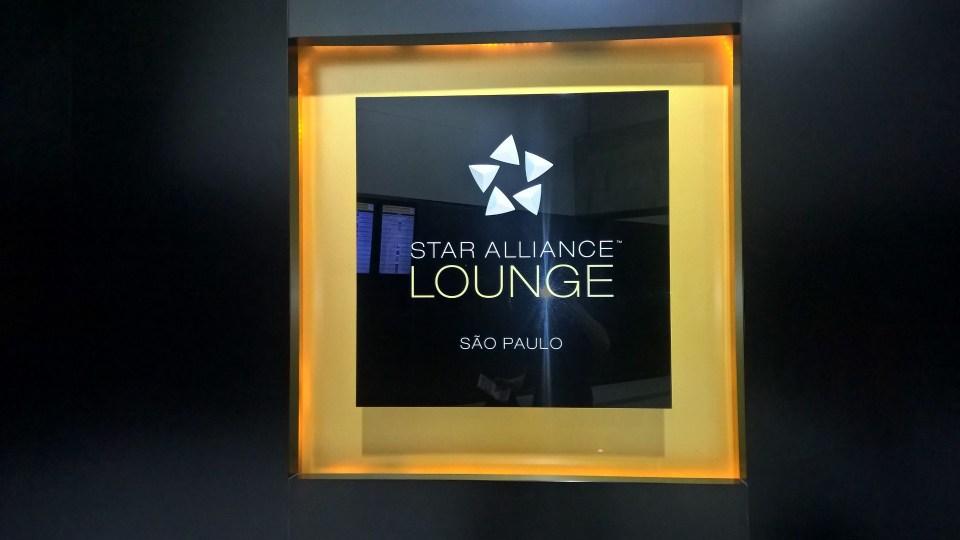 Star Alliance Lounge Sao Paulo