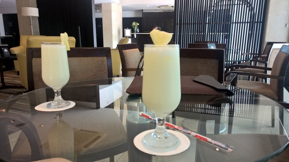 Sofitel Florianopolis Welcome Drink