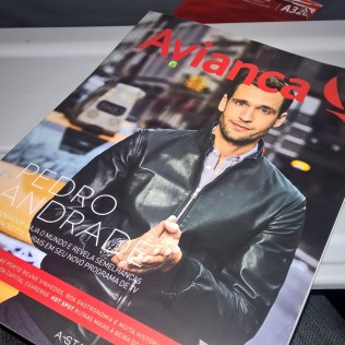Avianca Brazil Entertainment