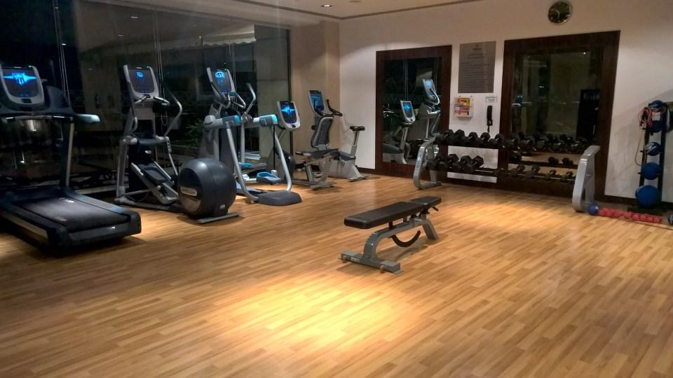Hilton Jaipur Gym