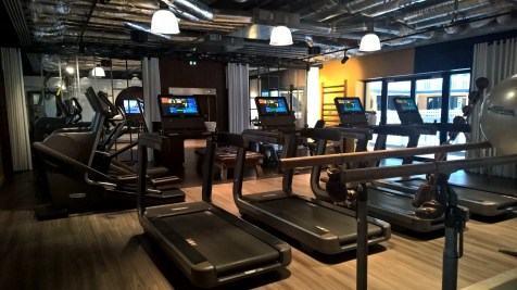 Hotel Molitor Paris Gym