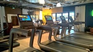 Hotel Molitor Paris Gym