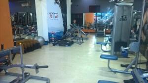 Hotel Tivoli Sao Paulo Mofarrej Gym