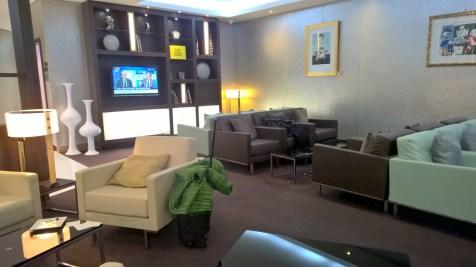 Etihad Lounge Paris Seating Seating