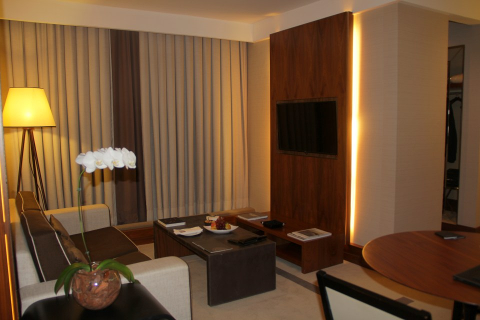 Hotel Tivoli Sao Paulo Mofarrej Collection Suite