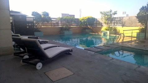 Pool Hilton Jaipur