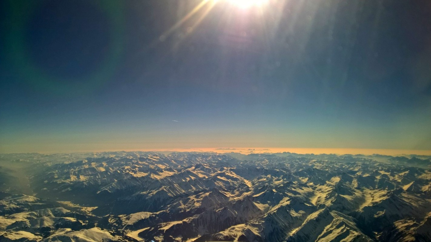 Air Dolomiti View