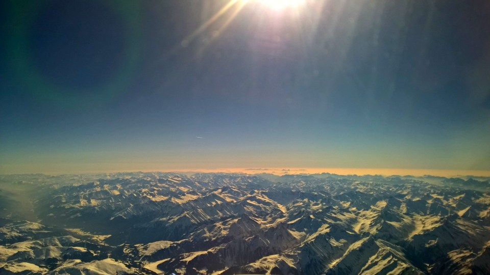 Air Dolomiti View