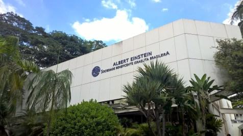 Albert Einstein Sao Paulo
