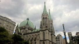 Cathedral Sao Paulo