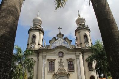 Church Sao Paulo