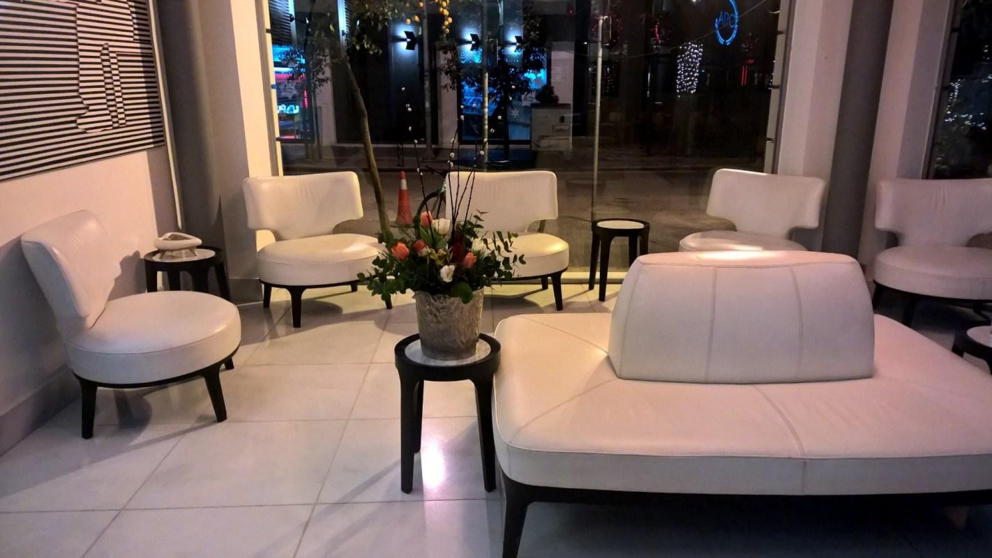 Excelsior Hotel Thessaloniki Lobby