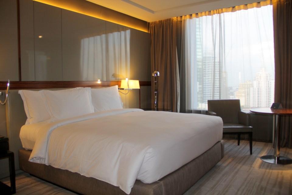 Hilton Sukhumvit Bangkok Executive Room Plus