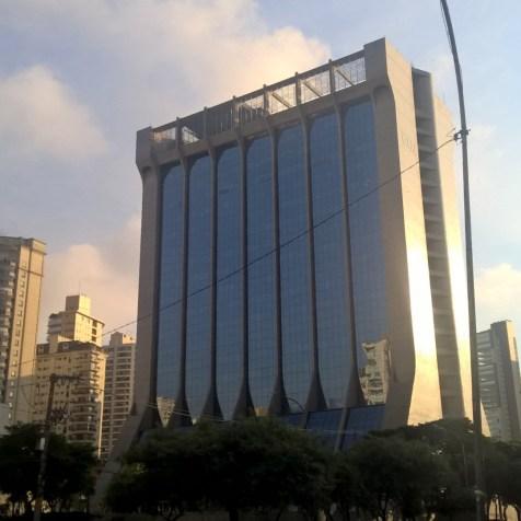 Running in Sao Paulo