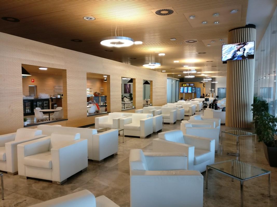 Sala VIP Ifach Alicante
