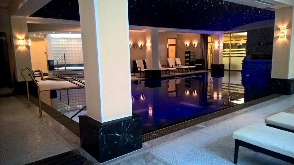 Grandhotel Schloss Bensberg Park Pool