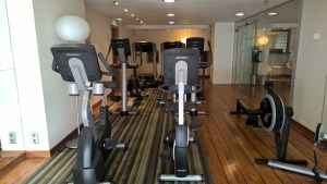 Hilton Brussels City Gym