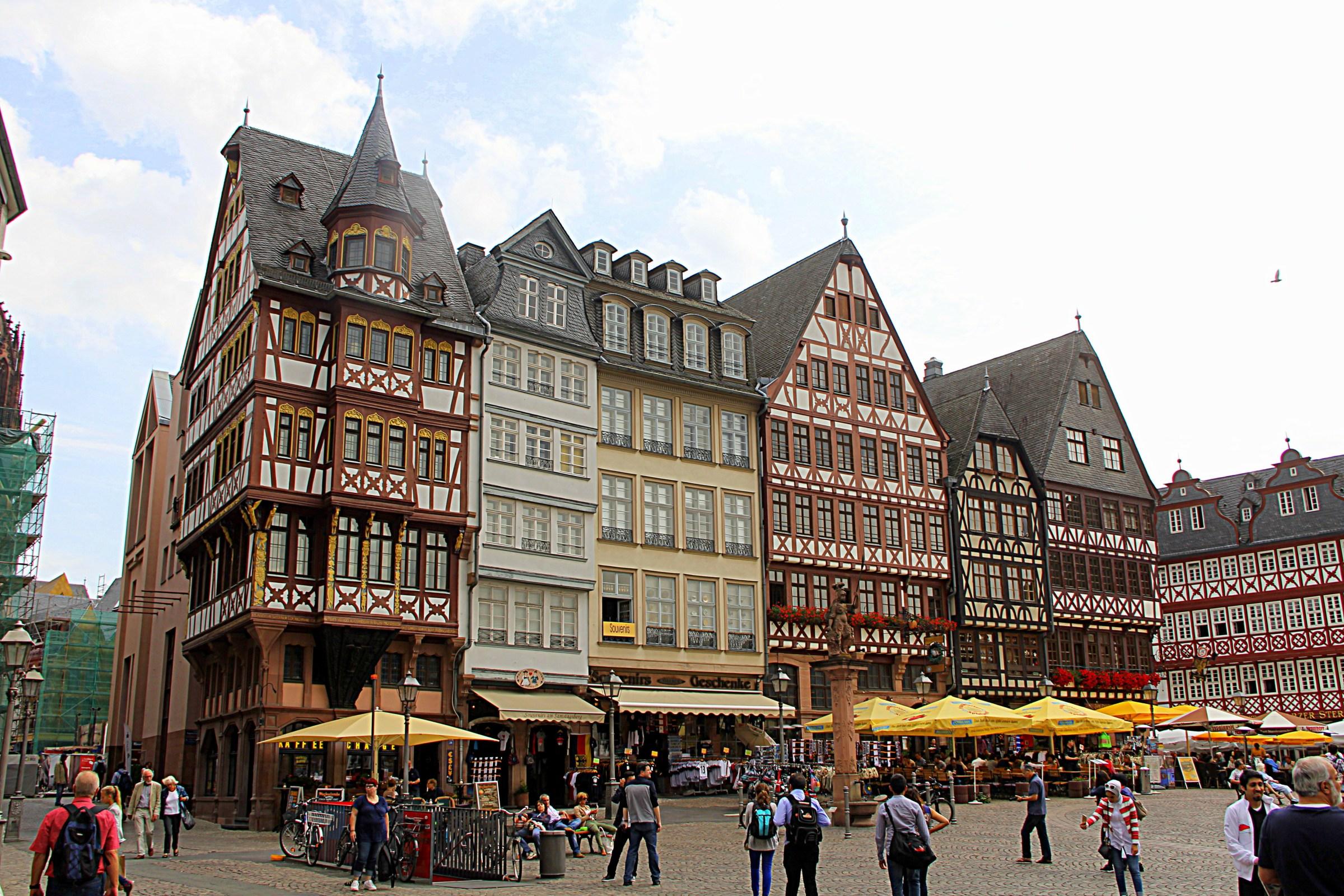 Frankfurt (Main) Old Town