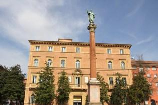 Pillar Statue Bologna