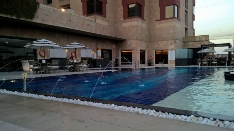The LaLit New Delhi Pool
