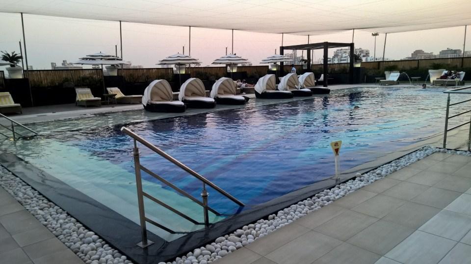 The LaLit New Delhi Pool