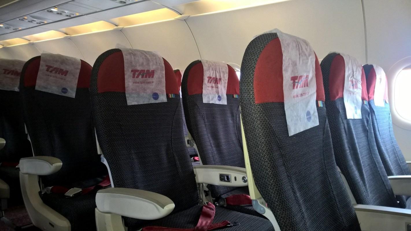 TAM domestic Economy Seating