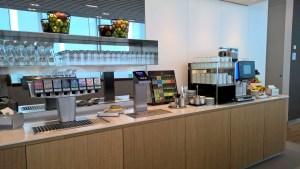 Lufthansa Business Lounge Schengen Satellite Munich