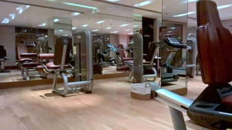 ITC Rajputana Jaipur Gym