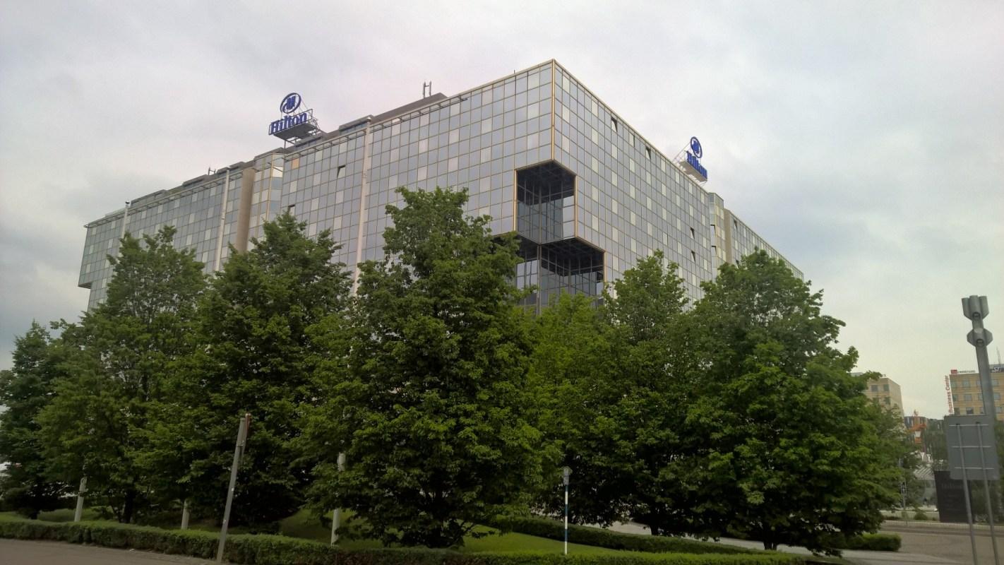 Hilton Prague Exterior